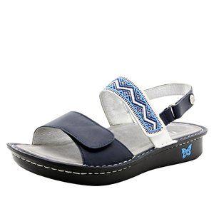 NEW Alegria Verona Sandal Comfort Walking Sandal